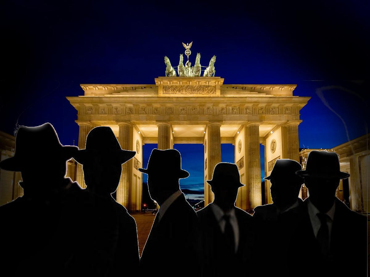 Deep State Deutschland