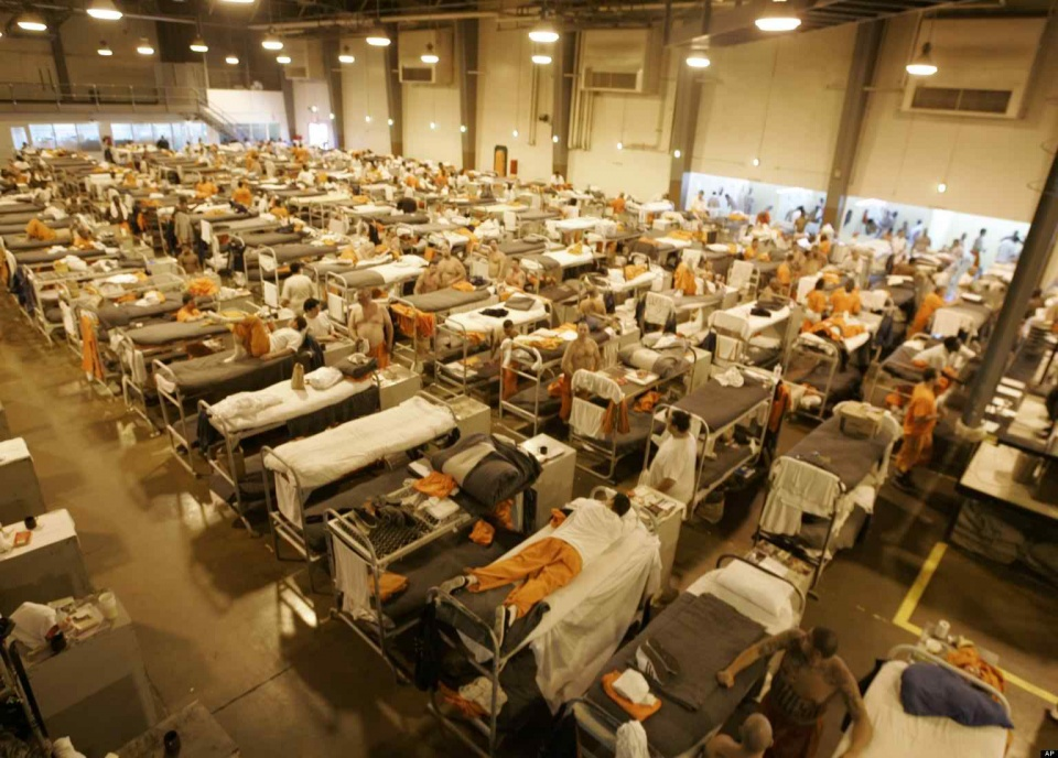 flaws in the prison system of united states The united states prison system is a blight for the country the international center for prison studies.