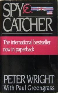 Catcher was a spy book