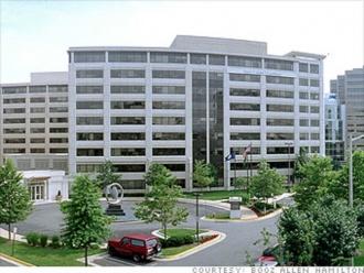 Booz Allen Hamilton Headquarters.