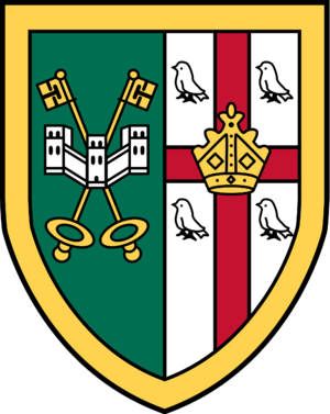 File:St-Peters College Oxford Coat Of Arms.png