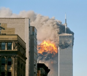 File:UA Flight 175 hits WTC south tower 9-11 edit.jpg
