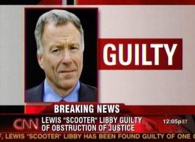 Scooter Libby obstruction of justice.png