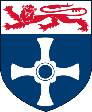 Shield of the University of Newcastle.png
