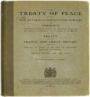 File:Treaty of Versailles, English version.jpg
