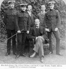Alfred Milner and staff in South Africa.jpg